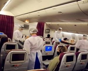 """การบินไทยจัดเที่ยวบินพิเศษรับคนไทย 293 คน ตกค้างที่ """"ออสเตรเลีย"""" กลับบ้าน"""