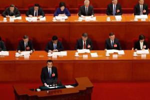 จีนเปิดประชุมสภาผู้แทน เพิ่มงบฯ ทหาร 6.6% งดกำหนดเป้าหมายจีดีพีปีนี้