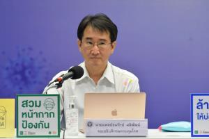 สธ.ชี้ไทยต้องคงอัตราป่วยโควิดใหม่ต่ำกว่า 5 ต่อล้านประชากรไปเรื่อยๆ ถึงไม่ต้องปิดๆ เปิดๆ เมือง