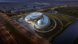 เซี่ยงไฮ้ เตรียมเปิดท้องฟ้าจำลองที่ใหญ่ที่สุดในโลกในปีหน้า