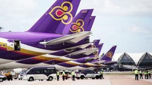 บล.เคจีไอเตือนหุ้นการบินไทยเสี่ยงสูง อนาคตไม่แน่นอน