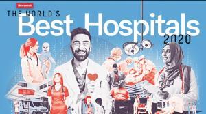 """""""โรงพยาบาลกรุงเทพ"""" ได้รับเลือกให้เป็นโรงพยาบาลที่ดีที่สุดในประเทศไทย ปี 63"""