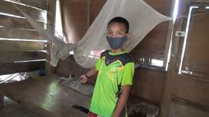อนาถ 2 พี่น้องเมืองสระบุรี พ่อแม่แยกทาง พ่อป่วยไตวายขั้นสุดท้ายไร้ญาติขาดคนดูแล