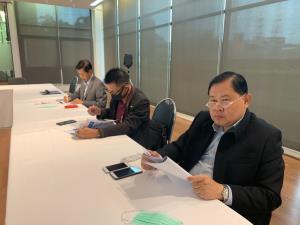 ตัวแทน SME พบผู้บริหาร-ส.ส.เพื่อไทย ฝากทวงเยียวยาโควิด-19
