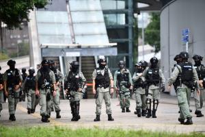 ตำรวจฮ่องกงเตรียมรับมือประท้วงใหญ่ต้าน 'กม.ความมั่นคง-เพลงชาติ' ด้าน 'ทรัมป์' ขู่จะตอบโต้จีนสถานหนัก