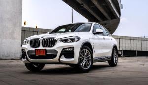 BMW เปิด X4 xDrive20d M Sport X ปรับใหม่ คงราคาเดิม 3,999,000 บาท