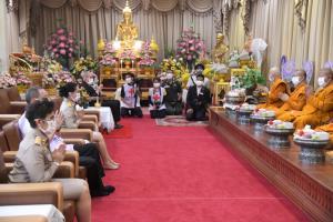 กรมสมเด็จพระเทพฯ โปรดเกล้าฯ จัดตั้งโรงครัวพระราชทาน สภากาชาดไทยแห่งที่ 4