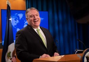 สหรัฐฯประกาศฮ่องกงไม่เหลืออำนาจปกครองตนเอง เตรียมปลดพ้นสถานะพิเศษ