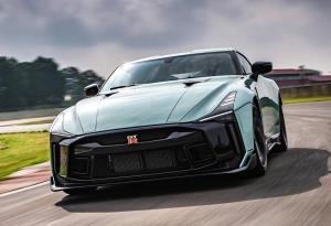 นิสสันเปิดตัว GT-R50 รถสปอร์ตแบบ Limited Edition  เตรียมส่งมอบปลายปี 2021
