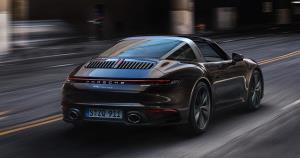 เอเอเอส เปิด Porsche 911 Targa เคาะราคาเริ่ม 12.1 ล้านบาท