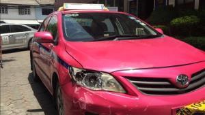 ตำรวจเรียกลุงแท็กซี่-หนุ่มวิน จยย.วิวาทกลางถนน เข้าสอบปากคำ