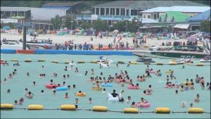 เกาะล้านพร้อมเปิดรับนักท่องเที่ยว มิ.ย.นี้