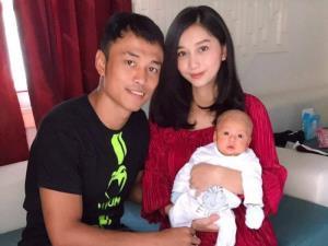 """ลูกเมียคือพลังใจ """"สิทธิชัย ศิษย์สองพี่น้อง"""" ยอดคิกบ็อกซิ่งไทยดังไกลระดับโลก"""