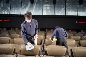 เอส เอฟ พร้อมเปิดโรงหนัง หลังรัฐบาลผ่อนปรน เฟส 3