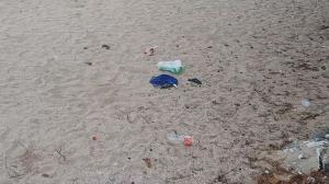 Big Cleaning ชายหาดชะอำ เตรียมรับนักท่องเที่ยว หลังปลดล็อก 1 มิ.ย.นี้