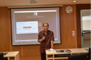 ว.ปกครองท้องถิ่นนำร่องใช้แพลตฟอร์ม CANVAS LMS สอนออนไลน์แห่งแรกของ ม.ขอนแก่น