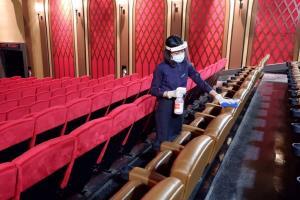เมเจอร์ฯ ชู 5 หลัก รับเปิดโรงหนังสู้โควิด-19