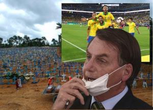 "In Clip: โควิด-19 ติดเชื้อทั่วโลกเกิน 6 ล้าน ""โบลโซนารู"" ไม่สนคนบราซิลเสียชีวิต เรียกฤดูกาลแข่งฟุตบอลกลับ WHO ออกคำแนะนำใหม่"
