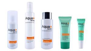 5 ขั้นตอนดูแลปัญหาสิวด้วย Aqua+ Series