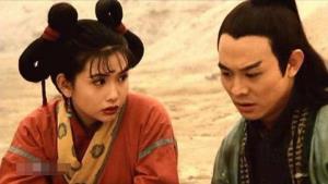 """ชาวเน็ตเชียร์ลูกสาว """"ซิวซู่เจิน"""" รับบทแทนแม่เป็น """"เสี่ยวเจียว"""" ในหนัง """"ดาบมังกรหยก"""""""
