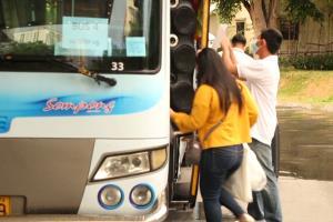 คนไทยจากอินเดียเข้ากักตัวในเมืองพัทยาได้กลับบ้านแล้ว 167 ราย พบป่วยโควิด-19 รายเดียว