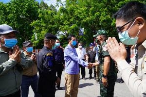 ทหารไทย-กัมพูชายังตรึงกำลังแน่นจุดผ่านแดนอรัญประเทศ-ปอยเปต หวั่นมีประท้วงจริง