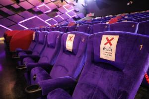 โรงหนังชูไฮเทค-จัดคิวหนังใหม่ เร่งดึงคนดูสู้โควิดปลุกตลาดรวม
