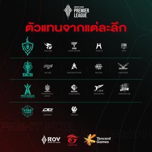 ไทยส่ง 4 ทีมเก่งจาก ROV โปรลีก ร่วมชิงแชมป์ศึกใหญ่ระดับภูมิภาค APL 2020