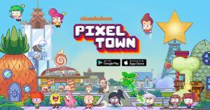 """เกมสร้างเมืองบนมือถือ """"Nickelodeon Pixel Town"""" เปิดให้บริการแล้ววันนี้!"""