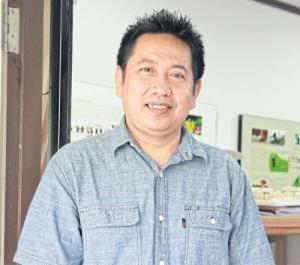 นายวิฑูรย์ เลี่ยนจำรูญ ผู้อำนวยการมูลนิธิชีววิถี (ไบโอไทย)