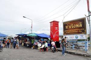 ตลาดของคนรักอาหารทะเล