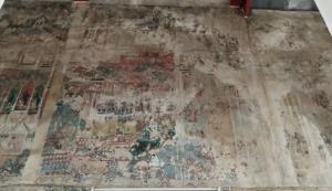 วัดไผ่ล้อมจันทบุรี จัดระเบียบขอพรพระพุทธมหาสีหไสยาสน์ใหญ่สุดในภาคตะวันออก