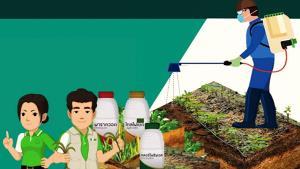 เกษตรเขต 5 เร่งประชาสัมพันธ์สร้างการรับรู้แนวทางบริหารจัดการพาราควอต-คลอร์ไพริฟอส