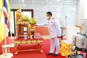 ในหลวง-พระราชินีพระราชทานห้องตรวจเชื้อแก่ รพ.อุดรธานี