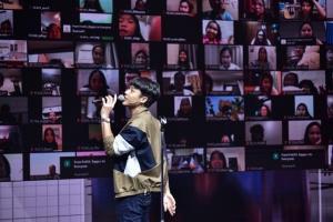 ฟินทะลุจอ!! ช่อง 3 สร้างปรากฎการณ์ใหม่ อกเกือบหัก แอบ Live คุณสามี : ร้อง เล่น เต้น Live