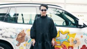 BMW Unbound World of Art Series : ศิลปะไพ่ทาโรต์บน BMW X3 ผลงาน จี๊ป ภาสินี คงเดชะกุล