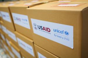 สหรัฐฯ จับมือยูนิเซฟ ช่วยกลุ่มเปราะบางในไทยสู้วิกฤติโควิด