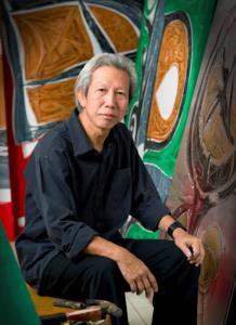 """สิ้น """"วิโชค มุกดามณี"""" ศิลปินแห่งชาติ สิริอายุ 67 ปี ด้วยโรคมะเร็งต่อมน้ำเหลือง"""