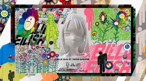 UTBillie Eilish x Takashi Murakami คอลเลคชั่นเสื้อยืดสุดพิเศษจากยูนิโคล่ class=