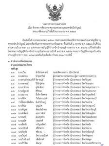 """คนมหาดไทยรุ่นสู้โควิด-19 จ่อเกษียณ 318 ราย ระดับบิ๊ก 1 รองปลัด 2 อธิบดีกรมใหญ่ """"ปภ.-โยธา"""" พ่วง 22 พ่อเมือง"""