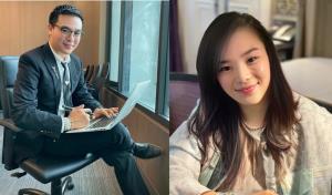 """นิติ สว่างวัฒนไพบูลย์ [bsweetintoxication] จากหนุ่มมุ้งมิ้งสไตล์เกาหลี กลายเป็นสาวหมวยจากแดนกิมจิ ที่ประหนึ่งเป็นเหมือนพี่ชายและน้องสาวที่เจ้าตัวตั้งชื่อน้องสาวว่า """"บีน่า"""""""
