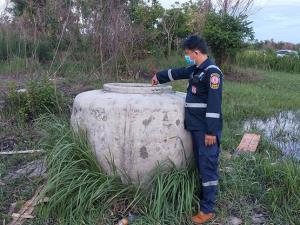 ลุงหายหลานชายออกตามหาวุ่น พบกลายเป็นศพขึ้นอืดในโอ่งน้ำ