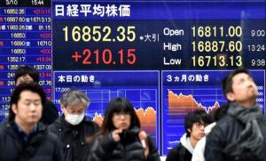 ตลาดหุ้นเอเชียปรับตัวลง หลังเฟดคาดเศรษฐกิจสหรัฐฯ หดตัวปีนี้