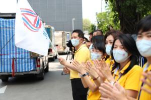 ส.อ.ท.ส่งตู้ปันสุข บรรเทาความดือดร้อนให้ประชาชนทั่วประเทศ