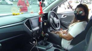 ค่ายรถดังยอมคืนเงินดาวน์-ยกเลิกสัญญาเช่าซื้อให้สาวสระแก้ว หลังออกรถแค่ 3 วันปัญหาเพียบ