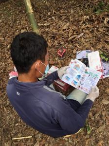 ครั้งแรกในไทย! ลุยจับค้างคาวมงกุฎในถ้ำกลางป่า จ.จันทบุรี หาเชื้อโควิด-19