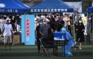 จีนพบติดเชื้อใหม่ 49 ราย-อยู่ใน 'ปักกิ่ง' 36 ราย ผวาตลาดค้าส่งแพร่ 'โควิด-19' เร่งตรวจเชื้อนับหมื่นคน