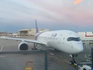 การบินไทย รับคนไทยจากอังกฤษกลับ อีก 250 คน