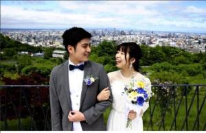 ไวรัสพ่ายไวรัก! คู่รักญี่ปุ่นจัดงานวิวาห์เพียงแค่เราสอง