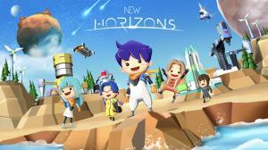 """""""New Horizons"""" เกมมือถือบริหารทรัพยากรฝืมือคนไทย เปิดให้บริการแล้ววันนี้!"""